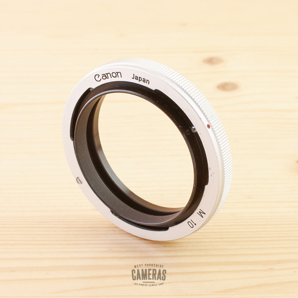 Canon FD Extension Tube M10 Exc