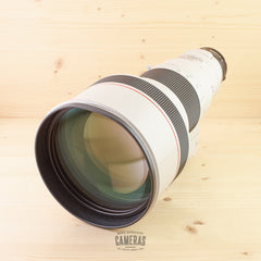 Canon FD 400mm f/2.8 L Avg