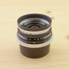 Contax/Nikon RF Fit Voigtlander 21mm f/4 w/ Finder Mint- Boxed