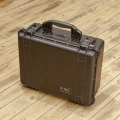 Peli 1550 Case Black Exc+