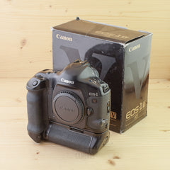 Canon EOS 1v HS Exc Boxed