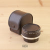 Olympus OM fit Ensinor 2x Teleconverter Exc