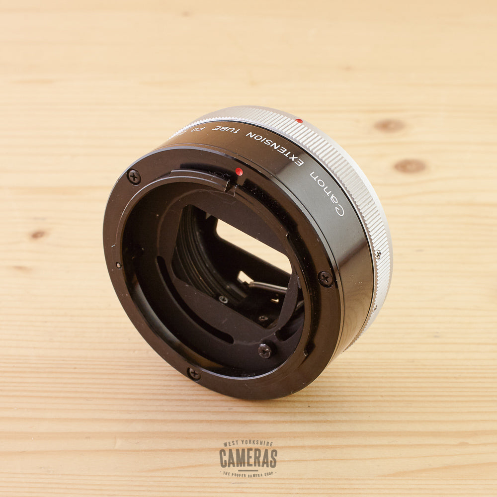 Canon FD Extension Tube 25 Exc+