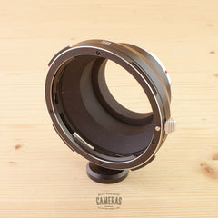Gobe Pentax 67 to Canon Eos Adapter Exc