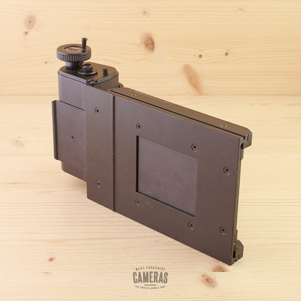 4x5 Cambo 6x7 Roll Film Holder Exc