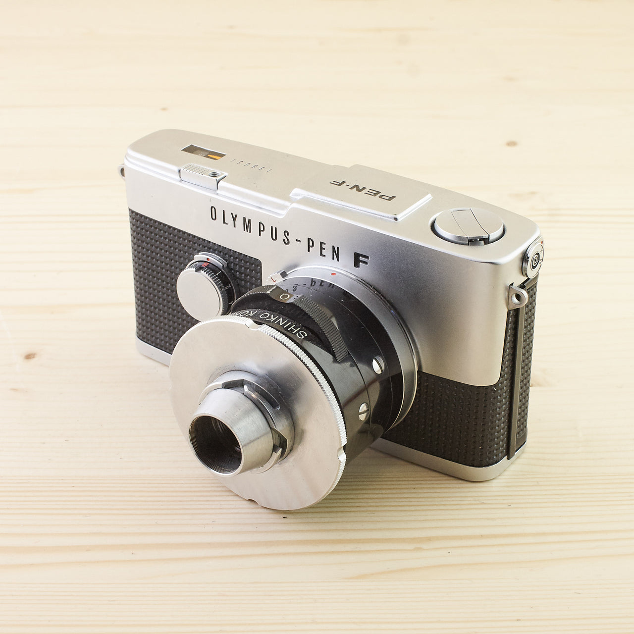Olympus Pen-F Medical Exc+ - West Yorkshire Cameras