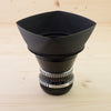 Pentacon 6 Fit Zeiss 50mm f/4 Flektogon w/ Hood Exc