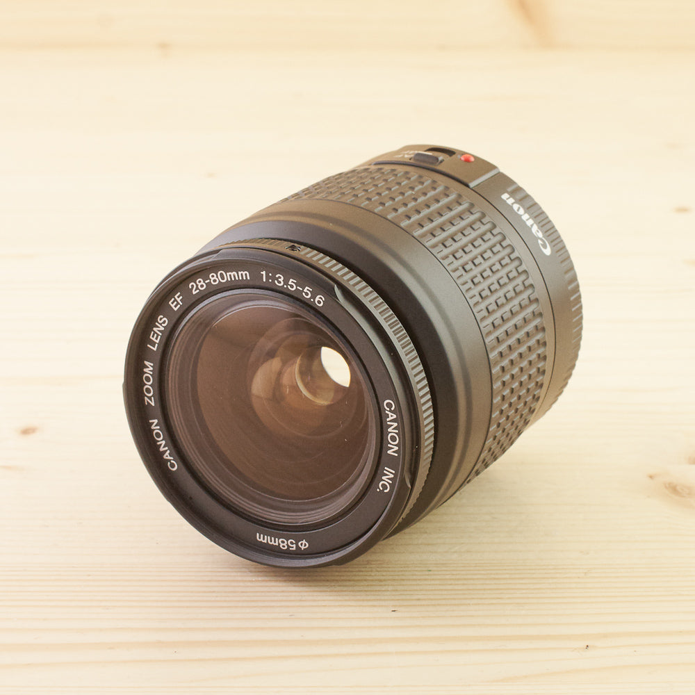 Canon EF 28-80mm f/3.5-5.6 Exc - West Yorkshire Cameras