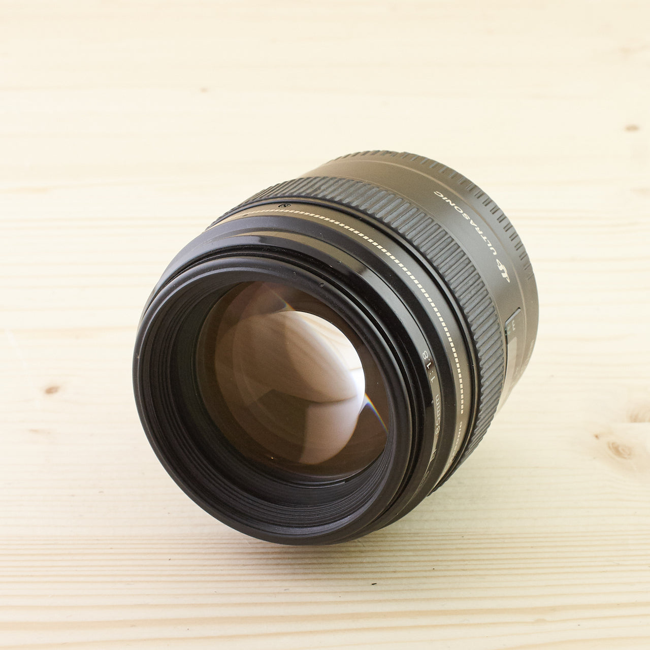 Canon EF 85mm f/1.8 Exc