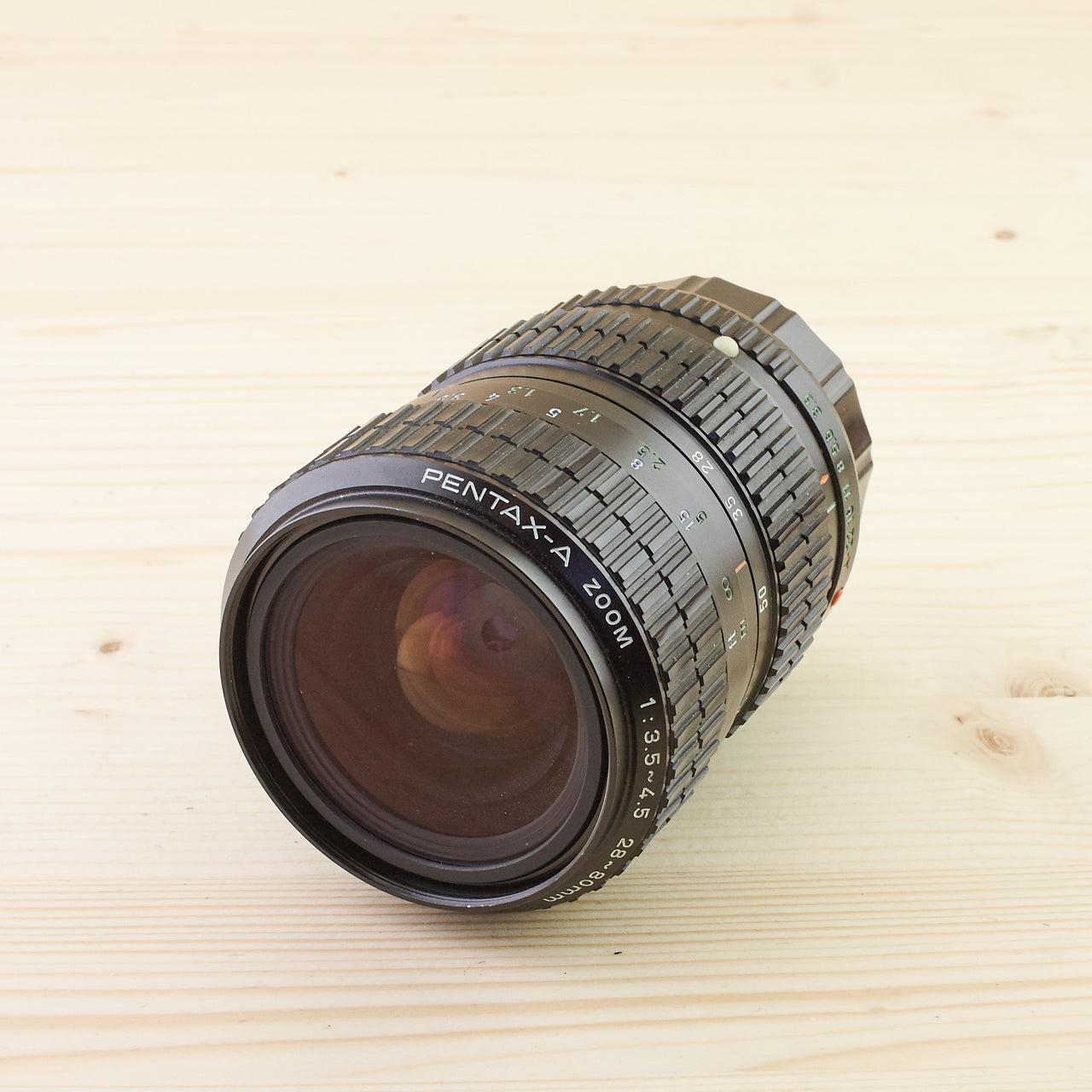 Pentax-A 28-80mm f/3.5-4.5 Exc - West Yorkshire Cameras