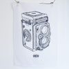 Illustrated TLR Tea Towel
