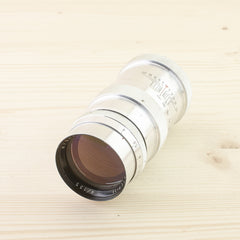 LTM fit Jupiter-11 135mm f/4 Exc - West Yorkshire Cameras