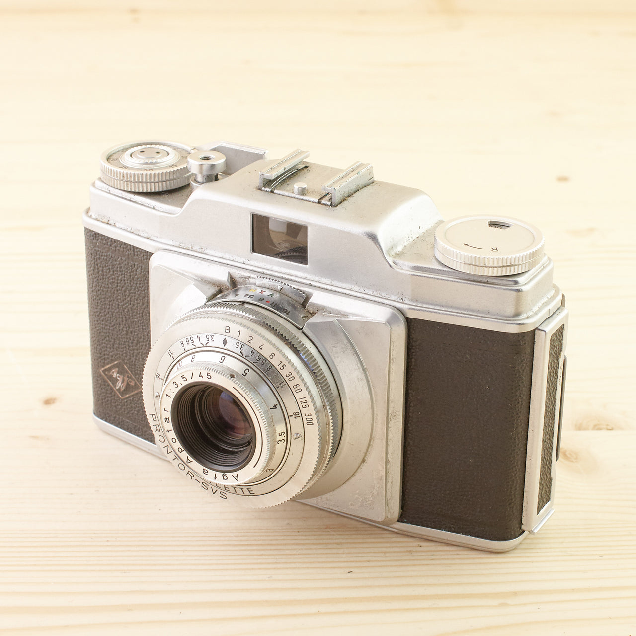 Agfa Silette Type 2 Exc - West Yorkshire Cameras