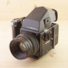 Bronica SQ-A w/ 105mm Grip Prism User - West Yorkshire Cameras