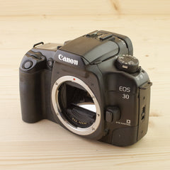 Canon EOS 30 Body Exc+ - West Yorkshire Cameras