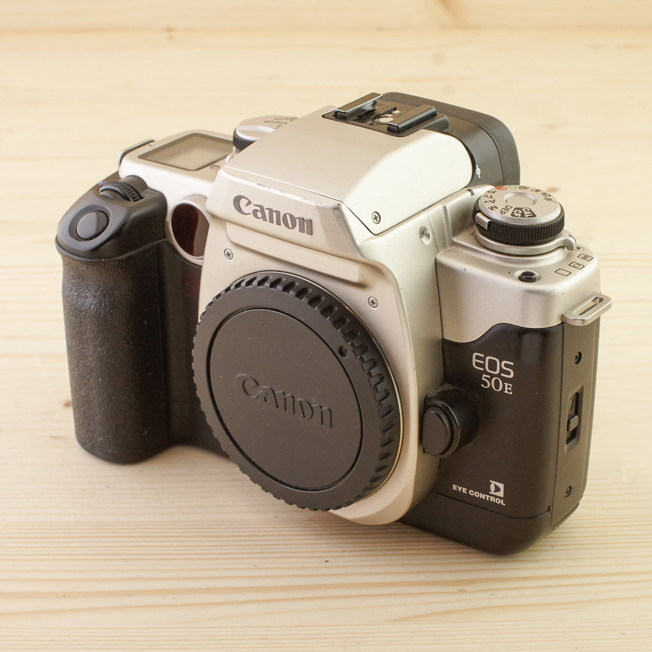 Canon EOS 50E Body Exc+ Boxed - West Yorkshire Cameras