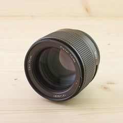 Contax N Fit Zeiss 85mm f/1.4 Planar Mint- - West Yorkshire Cameras