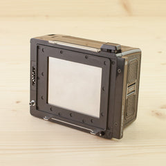Bronica ETR 120 Back Exc