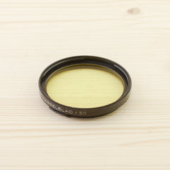 Hasselblad Bay 50 Yellow Filter Exc