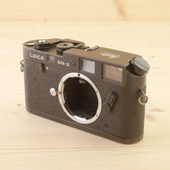 Leica M4-2 Black Body Exc
