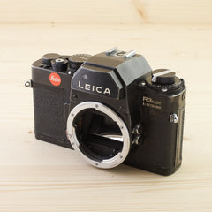 Leica R3 MOT Electronic Body Avg - West Yorkshire Cameras