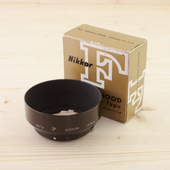 Nikon Hood for 50mm f/1.4 F Type Exc+
