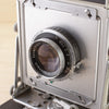 4x5 MPP Micro Press w/  Schneider 135mm f/4.7 Exc