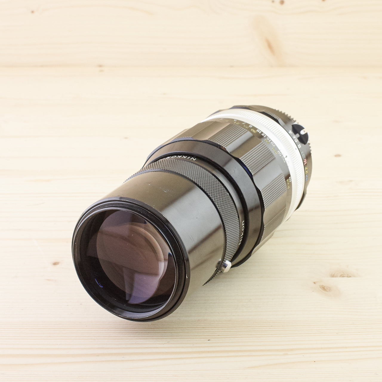 Nikon Non-Ai 200mm f/4 Exc - West Yorkshire Cameras