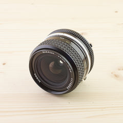 Nikon Ai 28mm f/3.5 Exc - West Yorkshire Cameras