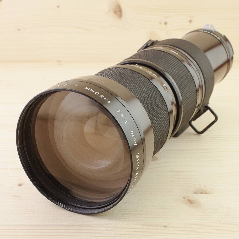 Nikon Non-Ai 50-300mm f/4.5 Avg - West Yorkshire Cameras