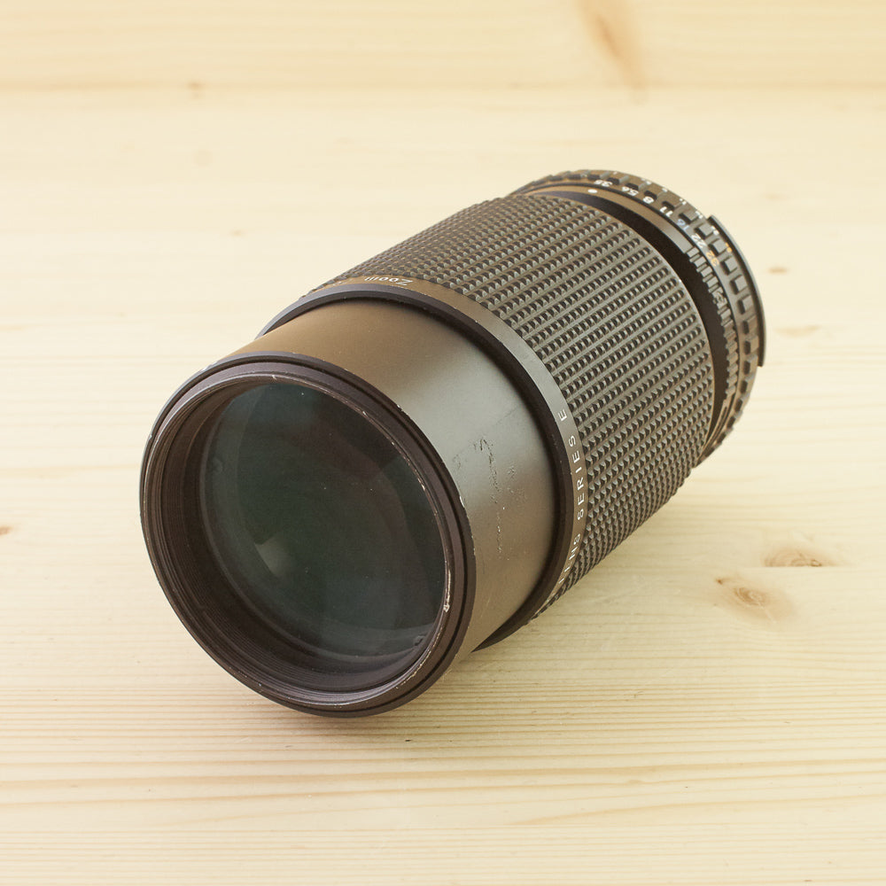 Nikon AiS 75-150mm f/3.5 Series E Avg