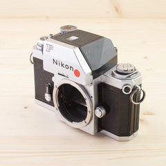 Nikon F Photomic Body Chrome User