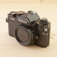 Nikon FM2n Black Body Exc+