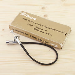 Nikon Cable Release AR-2 Exc Boxed - West Yorkshire Cameras