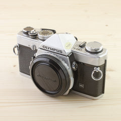 Olympus OM-1 Chrome Body Avg - West Yorkshire Cameras
