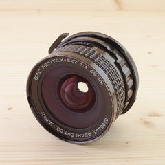 Pentax 67 45mm f/4 Exc - West Yorkshire Cameras
