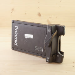 4x5 Polaroid 545i Back Exc