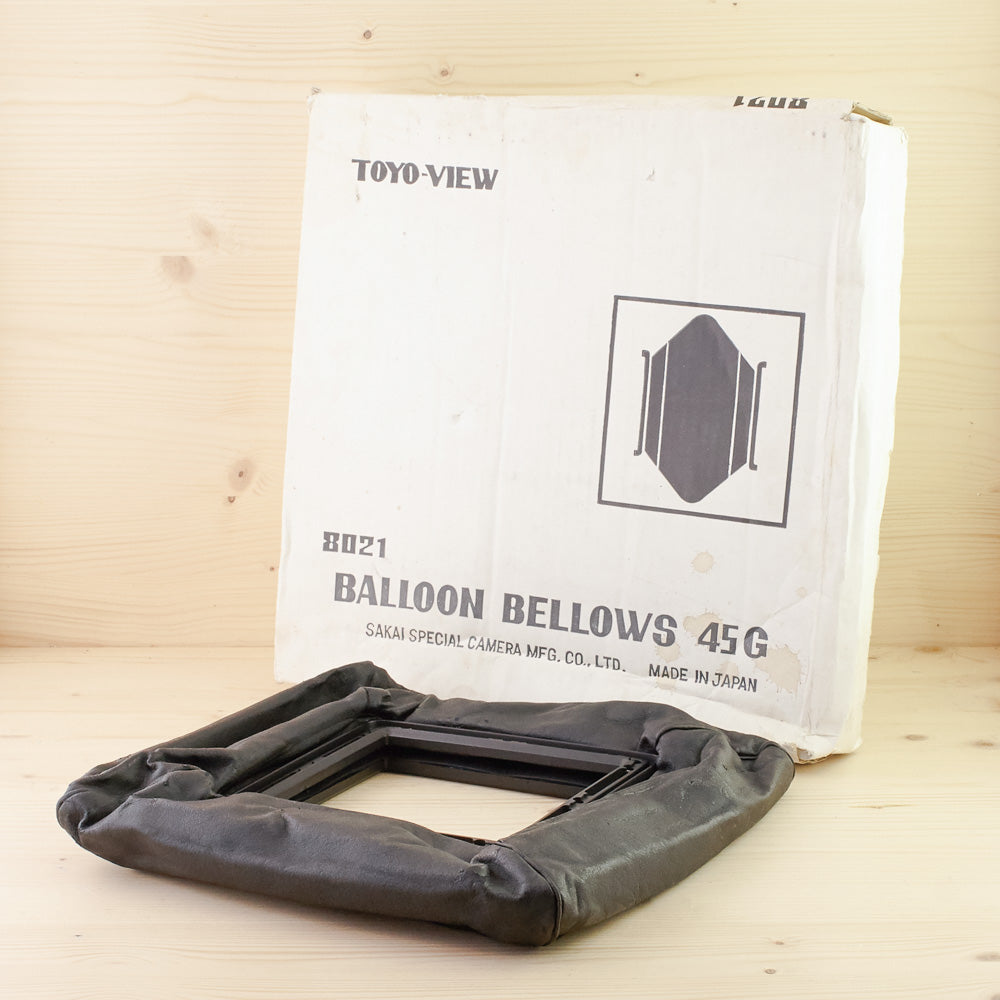 Toyo Balloon Bellows 45G Exc+ Boxed