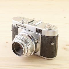 Voigtlander Vito B (Small Finder) Exc - West Yorkshire Cameras
