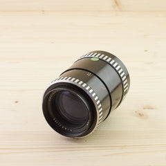 M42 Fit Zeiss 135mm f/3.5 Sonnar Zebra Exc - West Yorkshire Cameras