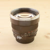 Nikon AiS fit Zeiss 85mm f/1.4 ZF Planar Exc+ Boxed