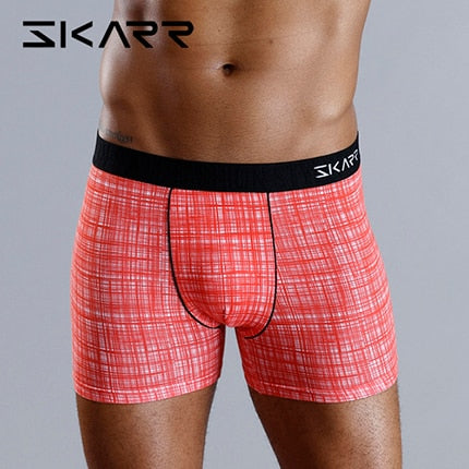 SKARR Men's Cotton Underwear
