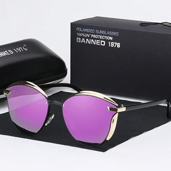 BANNED 1976 Luxury Women's Sunglasses