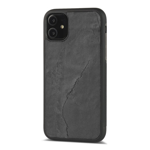 iPhone 11 Pro —  Stone Explorer Black Case