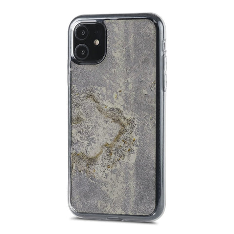iPhone 11 —  Stone Explorer Clear Case