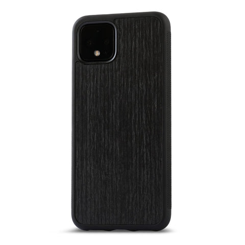 Google Pixel 4 —  #WoodBack Explorer Case