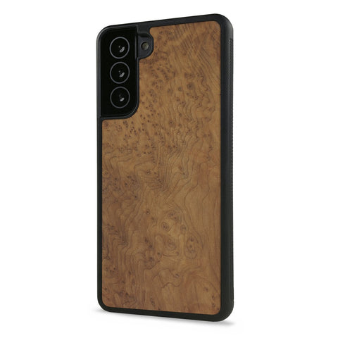 Samsung Galaxy S21 — #WoodBack Explorer Case
