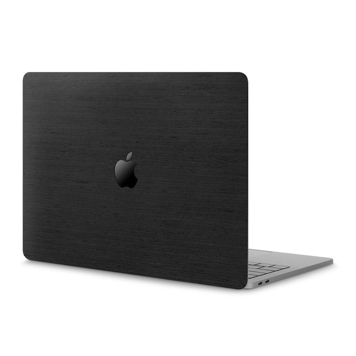 lowest price 3431a 1d379 Blackened Ash #WoodBack Skin MacBook Pro 13