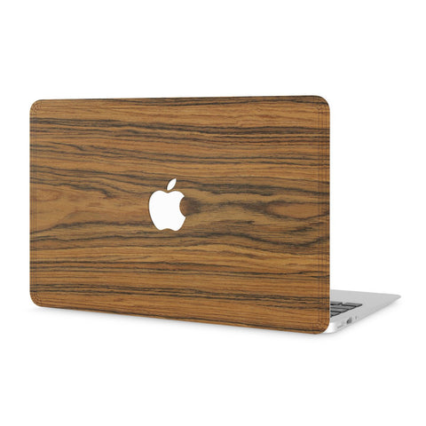 "MacBook Air 11"" — #WoodBack Skin"
