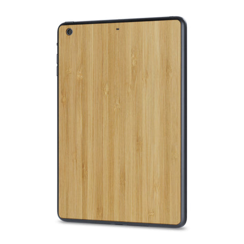 iPad mini 2/3 — #WoodBack Skin